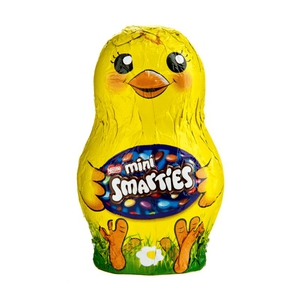 Dealz Smarties Easter egg, part of a two for €1.49 deal