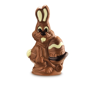 Aldi's Decorated Easter Bunny €2.49