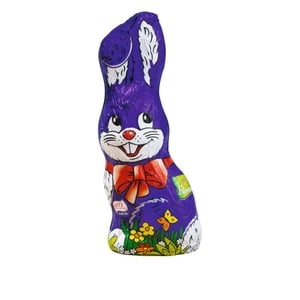 Chocolate Easter bunny, €1.29, available from Lidl