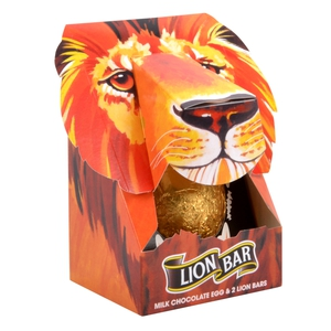 Lion Bar egg, €7, available from Heatons