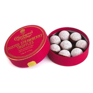 Dusted Strawberry Truffles, €12 from Harvey Nichols Dundrum