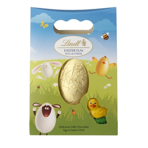 Lindt Chick Kids Shell Egg, 105g, RRP €5.49