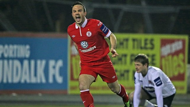 Raffaele Cretaro's has been among the goals do far as champions Sligo set the pace after four matches