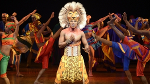 The cast of The Lion King gave subway commuters a big surprise