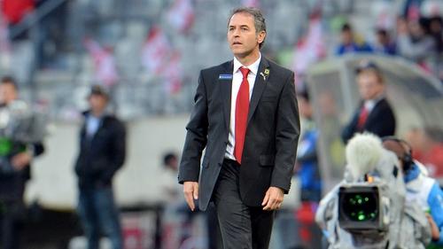 Marcel Koller's Austria occupy third spot in Group C