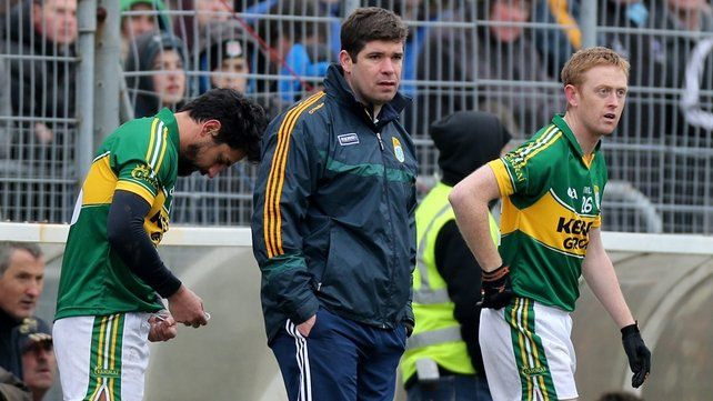Eamonn Fitzmaurice wants to see Kerry convert more scoring opportunities