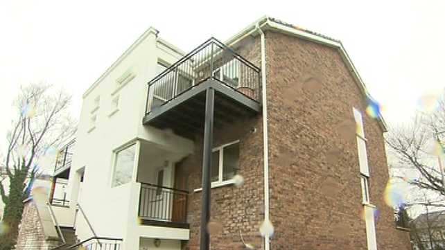 Many of the duplex apartments were sold under South Dublin County Council's affordable housing scheme