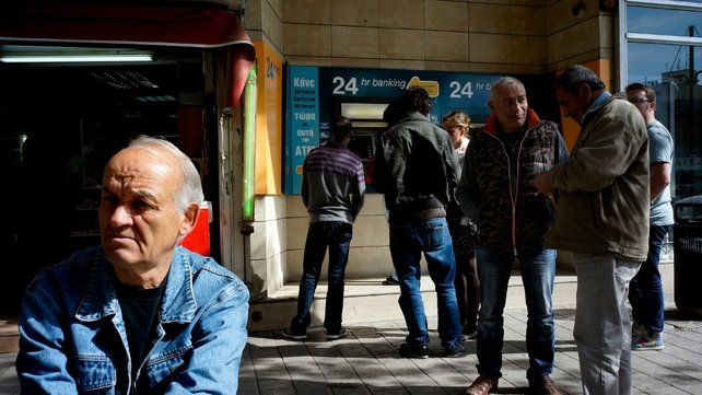 Cypriot banks will remain closed until Thursday