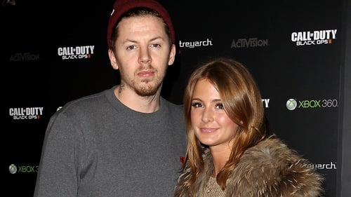 Professor Green and Millie Mackintosh engaged