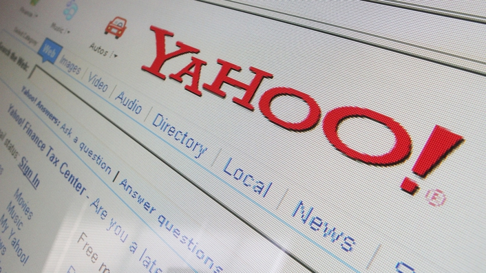US telecoms giant buys Yahoo!
