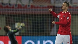 Marko Arnautovic is the man to stop for Serbia