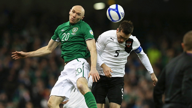 Conor Sammon: 'Hopefully I will get some opportunity against Italy'