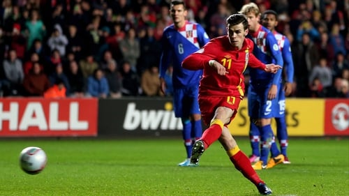 Gareth Bale will miss Wales' clash with Ireland