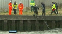 Body recovered after a car plunges into water in Arklow Harbour