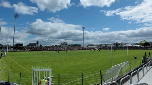 MacCumhaill Park will be full to the rafters on 26 May