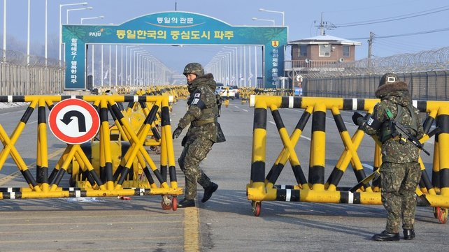 The Kaesong industrial complex is the last major symbol of inter-Korean cooperation