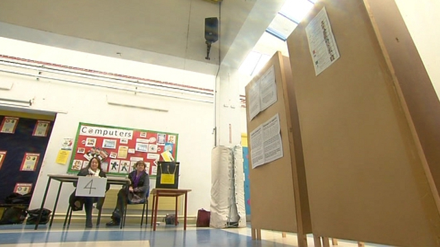 Turnout has been low in Meath East