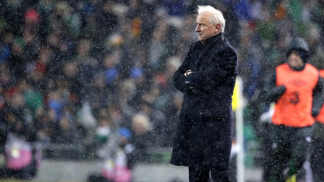Giovanni Trapattoni has divided opinions among Ireland supporters