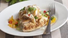 Mackerel with Warm Potato and Chorizo Salad | Martin Shanahan