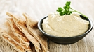 Hummus - It is very easy to make your own.