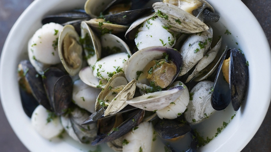 Shellfish harvesting warning over high toxin levels