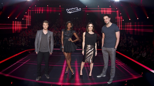 The Voice of Ireland - Sunday April 14 on RTÉ One at 6:30pm