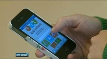 Mobile website to teach sign language to parents
