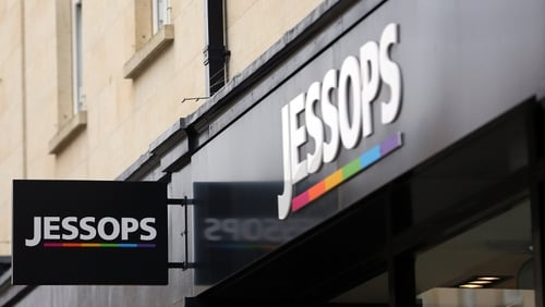 Jessops closed its 187 stores in January