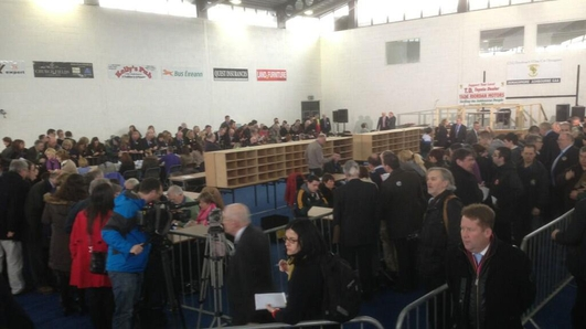 Meath East By-election Count 1