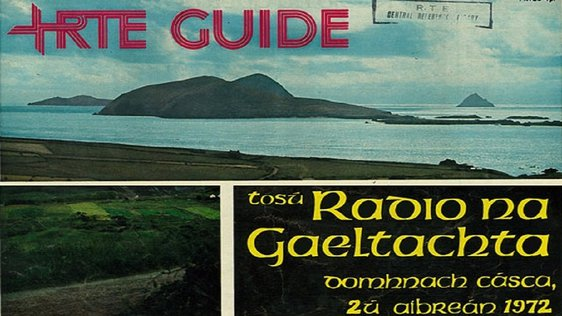 RTÉ Guide over 1972