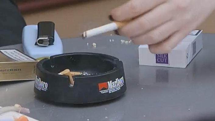Proposed Smoking Bans