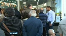 Banks reopen in Cyprus
