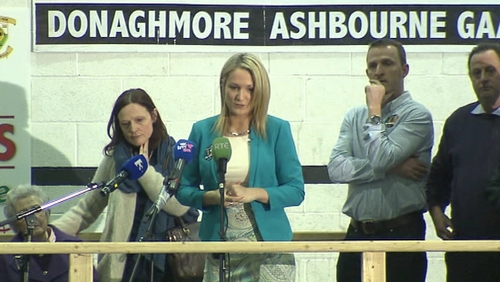 Fine Gael's Helen McEntee has retained the seat of her late father in the Meath East by-election