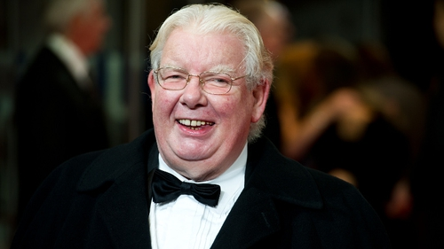 Actor Richard Griffiths, who has died aged 65