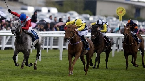Captain Bertie is a strong favourite for the Lincoln at Doncaster