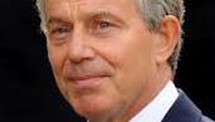 Good Friday Peace Agreement -Tony Blair