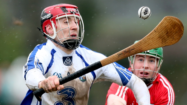 Waterford's Shane O'Sullivan in action against Cork on 10 March