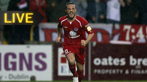 Sligo Rovers remain five points clear after victory at UCD