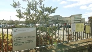 University Hospital Galway has advised people not to attend the hospital's emergency department unless absolutely necessary