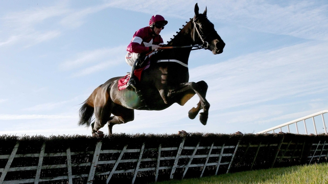 Davy Russell feels Bright New Dawn will make a nice chaser, but he faces a tough task over hurdles tomorrow at Fairyhouse
