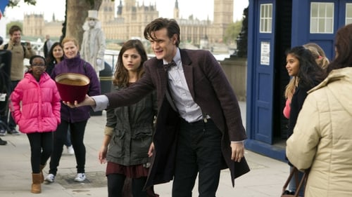 Jenna-Louise Coleman and Matt Smith will both feature in the Doctor Who 50th anniversary special