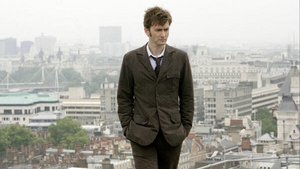 David Tennant is the only former Doctor appearing in the show's 50th anniversary episode