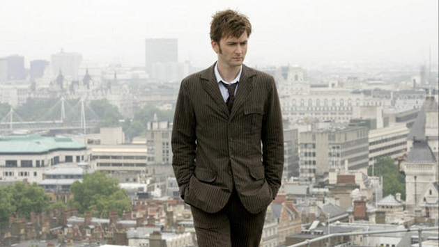 David Tennant set to return for Doctor Who's fifieth anniversary episode