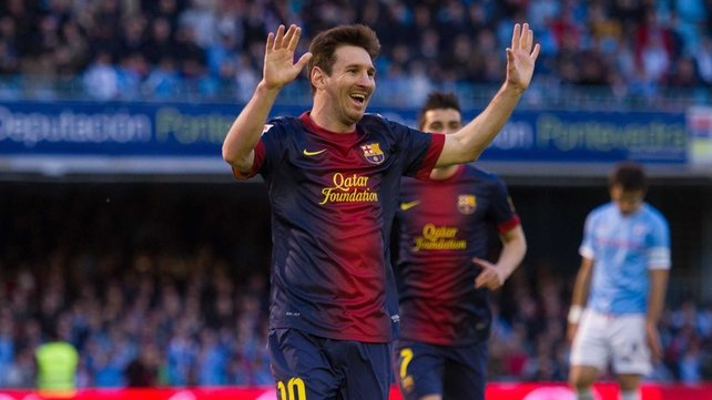 Lionel Messi has scored against every other team in La Liga now