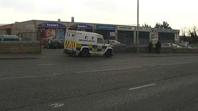 A murder investigation is under way after a man was shot dead in Belfast