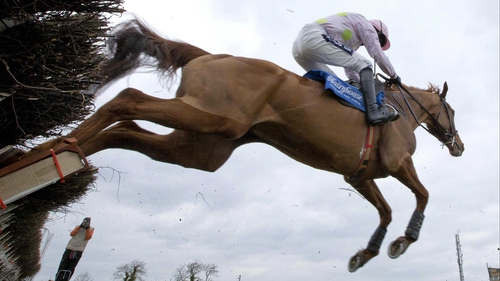 Annie Power ran out a very easy winner of the Grade 1 Mares' Hurdle at Fairyhouse