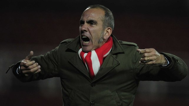 Paolo Di Canio resigned as Swindon manager in February