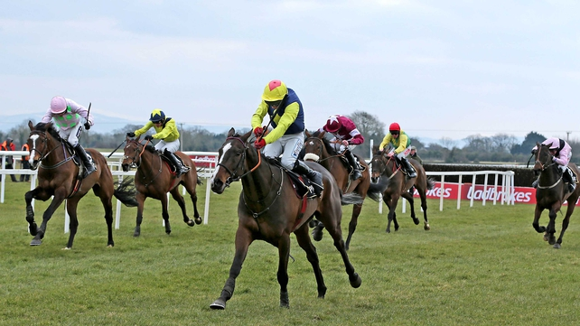 Realt Mor holds off all-comers to land the Powers Gold Cup under Davy Condon