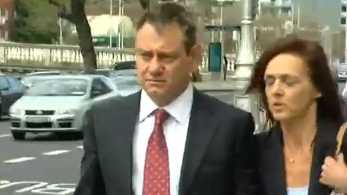 Ciarán Tobin was convicted in his absence of negligent driving