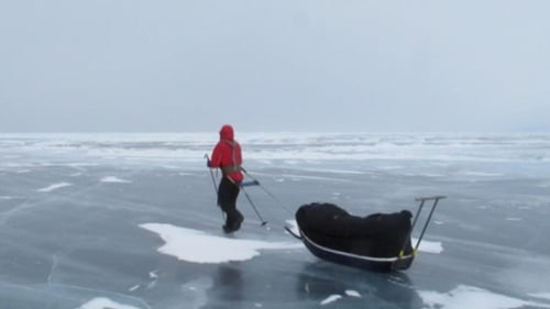 The adventurers are aiming to cross all of the world's main ice caps by the end of 2016